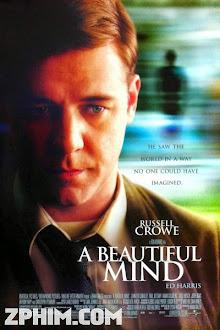 Một Tâm Hồn Đẹp - A Beautiful Mind (2001) Poster