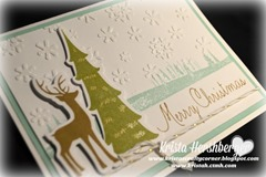 Woodland Wishes - gathering card - CU shimmer - DSC_2941