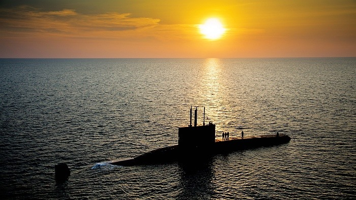 Shishumar-Class Submarine - Indian Navy - HDW - 01 - TN