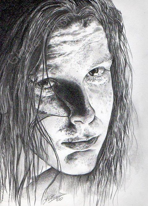 Molto laVostraArte di Carla Colombo: II Galleria : disegni a matita DL79