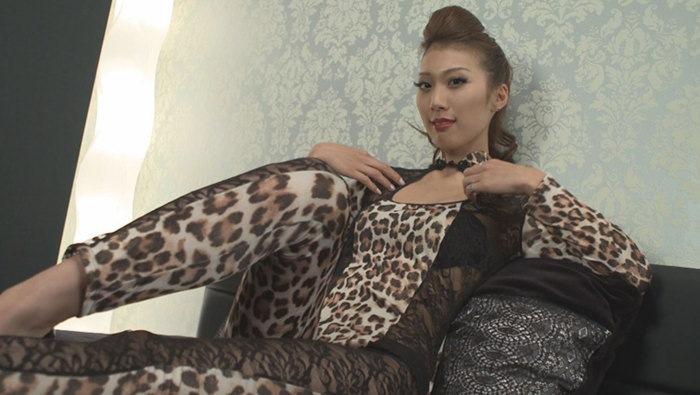 [4K-STAR]高清视频 NO.00032 三樹レイカ Leopard Costume[1V/669M]