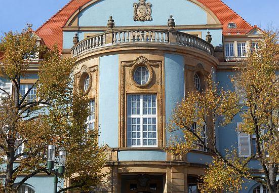 Jugendstil: Rathaus I in Donaueschingen