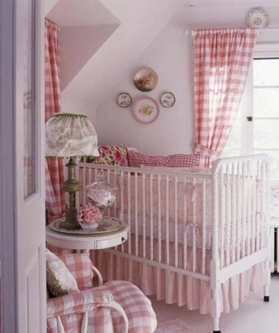 Stylish nurseries make room for baby frog hill designs blog - Vintage antique baby room ideas timeless charm appeal ...