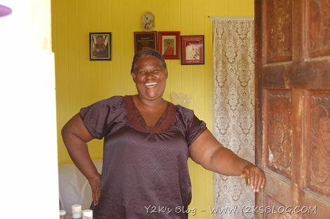 Isabelle - Codrington - Barbuda