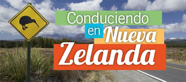 Conduciendo en Nueva Zelanda