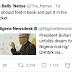 [Twitter Yarn] Between a Twitter user and President Buhari