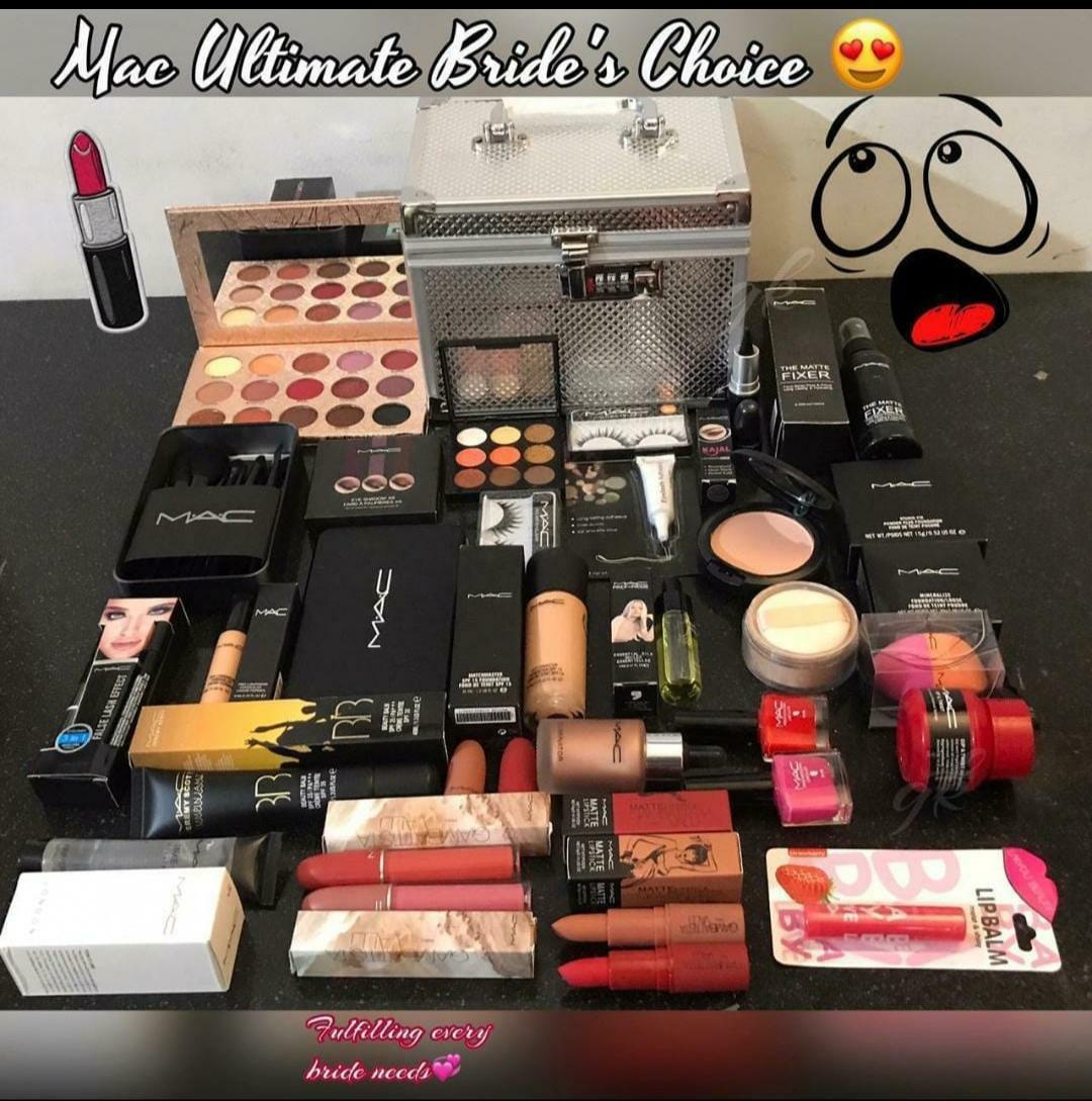 Mac Bridal Makeup Kit Set