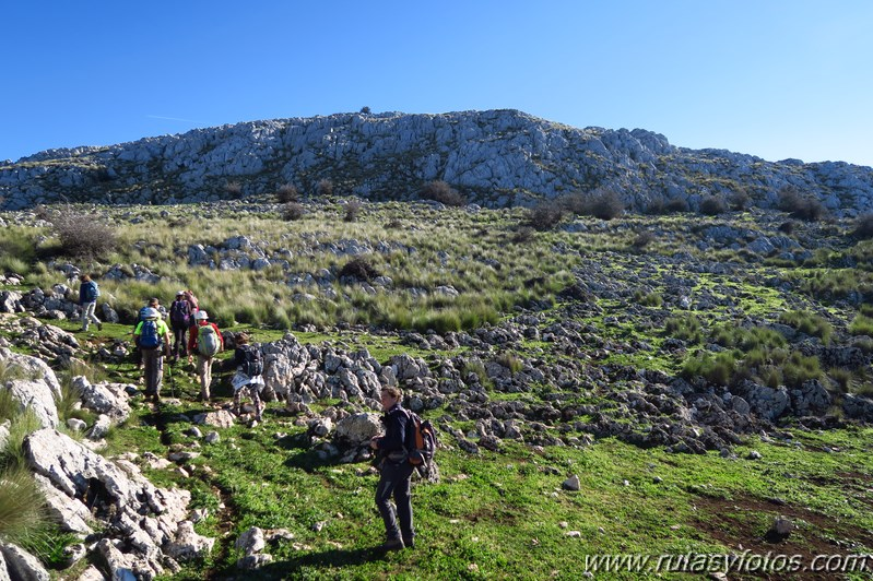 Sierra de San Jorge - Tres Mogotes - Alto del Tajo Tello