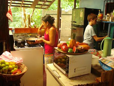 organic food Nicaragua