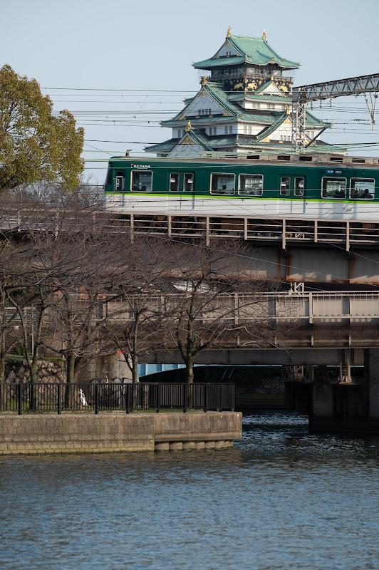 200321 大阪城と京阪電車
