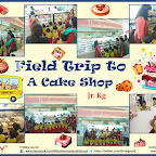 Field trip to a Cake Shop for Jr. Kg Section (2018-19), Witty World, Goregaon East