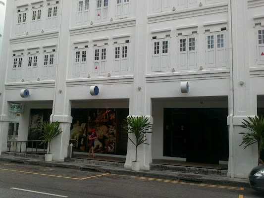 Chinatown Heritage Centre, 48 Pagoda St, Singapore 059207