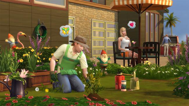 De Sims 4 update 16de verjaardag