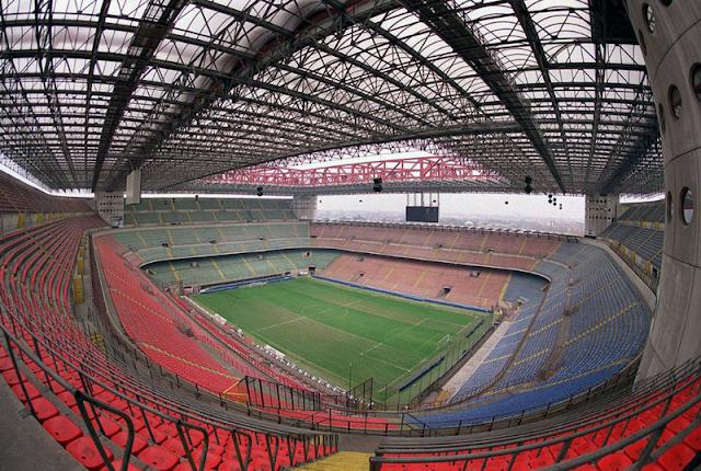 ملعب سان سيرو (San Siro Stadium) - إيطاليا