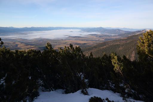 Liptov a Chočské vrchy