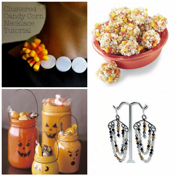 Halloween Beading and Craft Projects