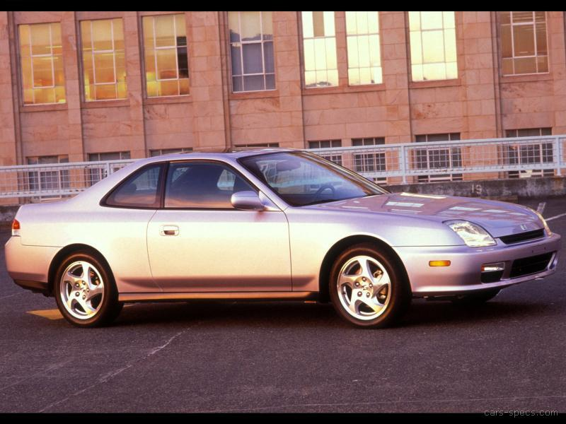 1997 honda prelude coupe specifications pictures prices. Black Bedroom Furniture Sets. Home Design Ideas