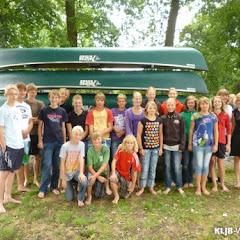 Ferienspa2010Kanufahrt