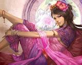 Glorious Magician Woman