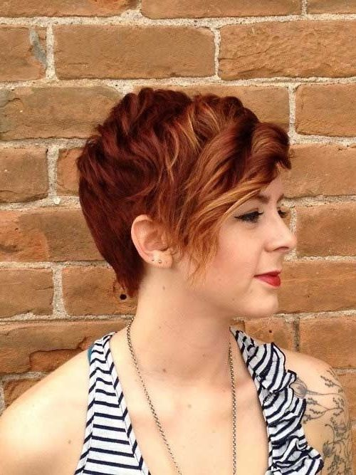 Short Hairstyles For Women - Top Hairstyles In Summer 2018 8