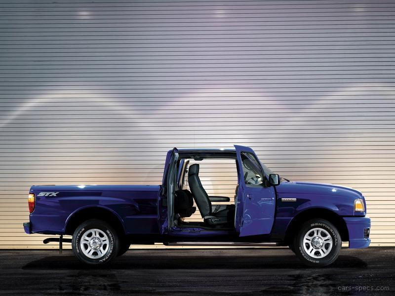 2007 ford ranger supercab specifications pictures prices. Black Bedroom Furniture Sets. Home Design Ideas