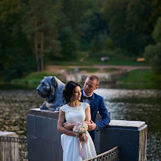 Wedding photographer Stanislav Baev (baevsu). Photo of 26.10.2017