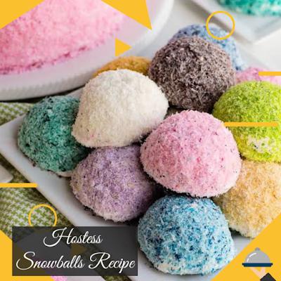 hostess snowballs Recipe
