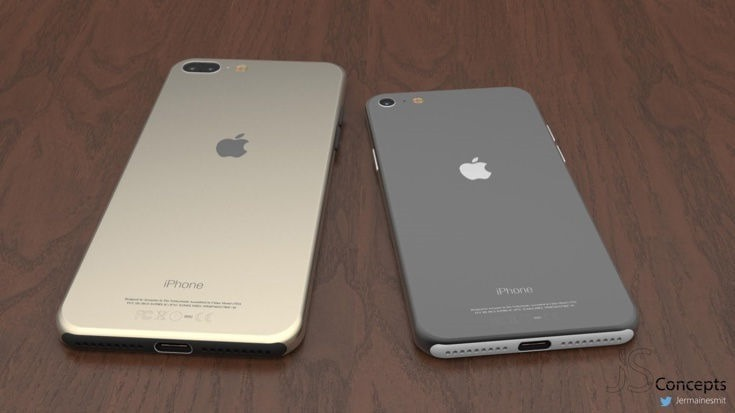 iPhone 7 and 7 Plus concept