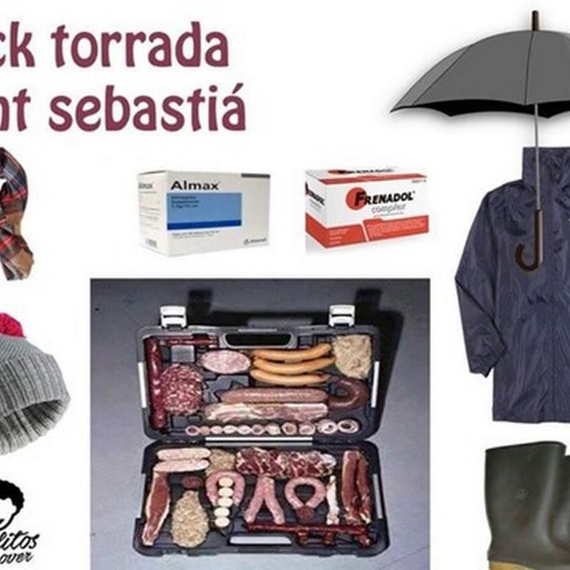 humor mallorquín pack torrada de Sant sebastiá