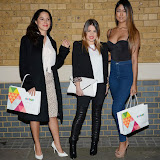 OIC - ENTSIMAGES.COM - Kimberly Kisselovich, Lady Nadia Essex and Farrah Sattaur at the Shopa - launch party in London 10th March 2015  Photo Mobis Photos/OIC 0203 174 1069