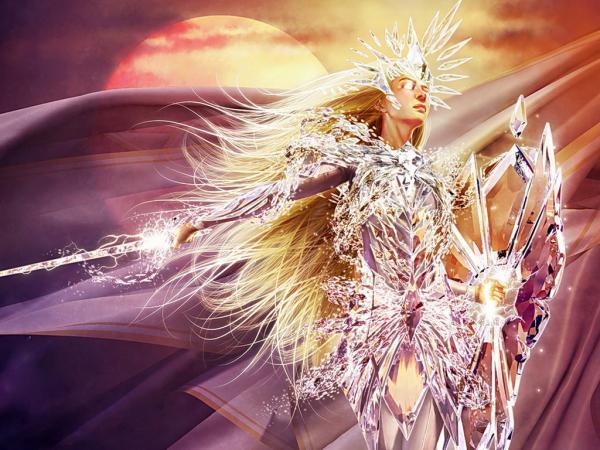 Shining Magic, Magic Beauties 1