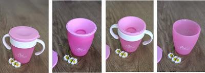 Premier verre pour bébé nutree de Visiomed