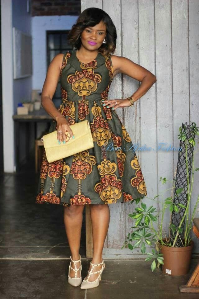 Latest African Dresses Styles Desgins For Woman 2