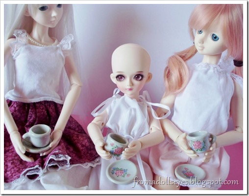 Naming Our Newest Doll and a Little News