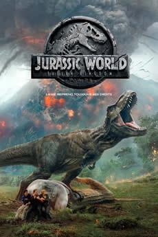 Baixar Filme Jurassic World: Reino Ameaçado Torrent Grátis
