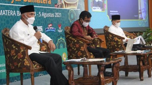 Gubernur: Ekonomi Syari'ah dan Minangkabau seperti Dua Sisi Mata Uang