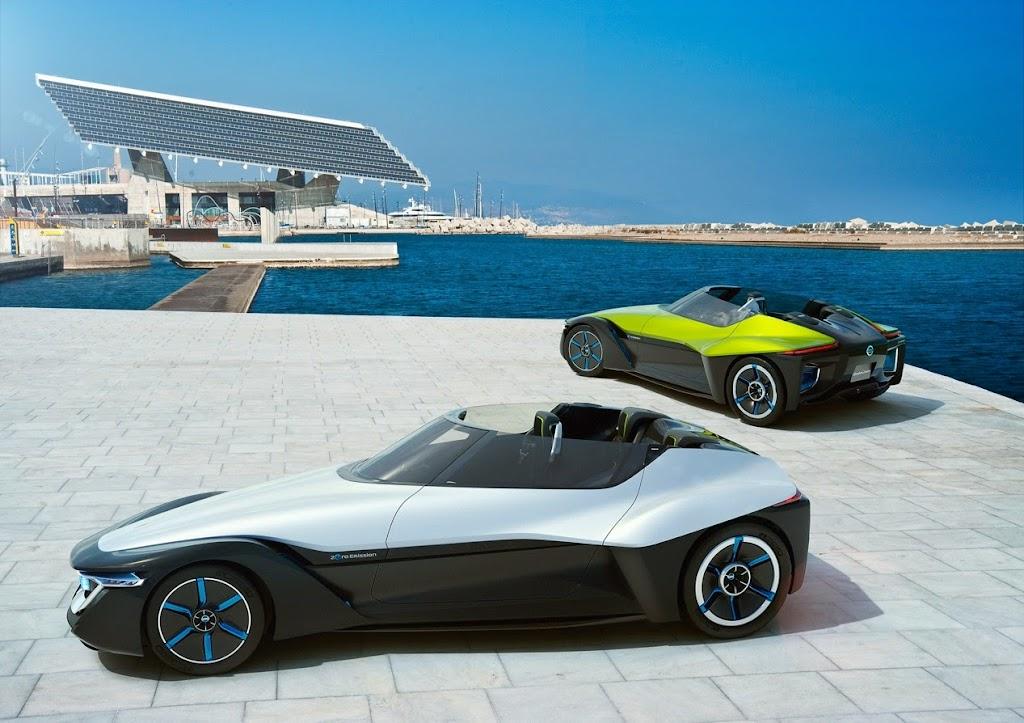 Nissan Bladeglider Concept 20