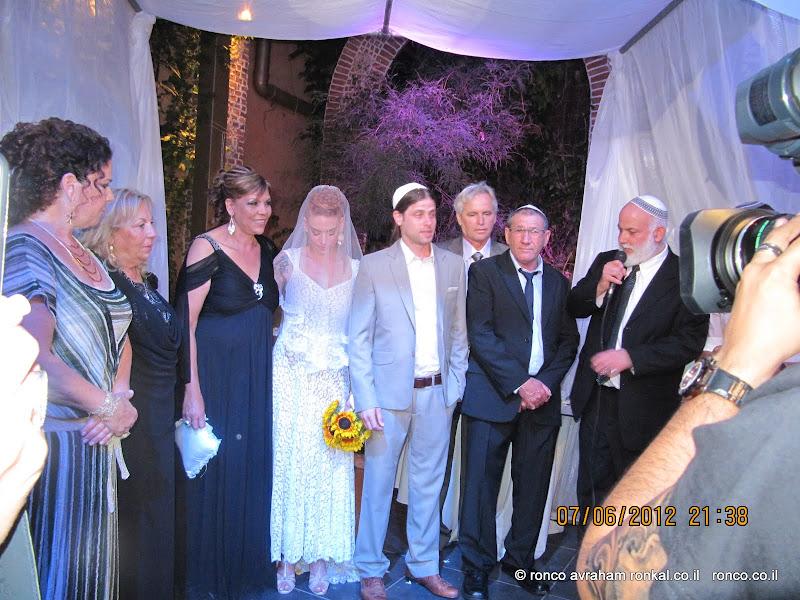 מסיבת החתונה של הדר וגיל מאיר – מזל טוב