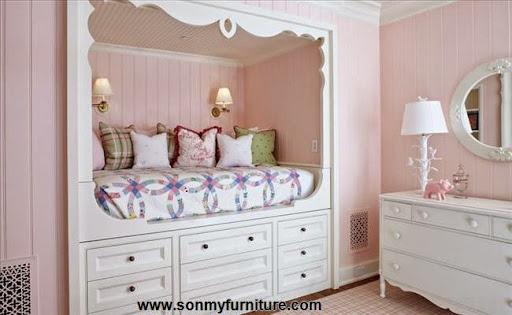 """Cách """"giấu đồ"""" trong phòng ngủ nhỏ-4"""