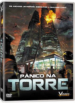 Filme Poster Pânico na Torre DVDRip XviD Dual Audio & RMVB Dublado