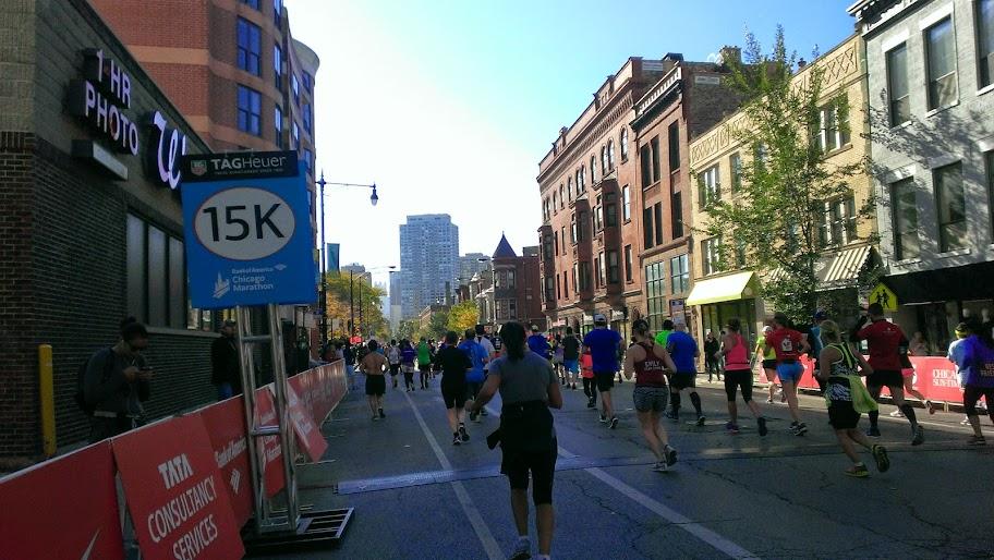 IMAG6935 My Chicago Marathon Recap   #TeamDannyDid