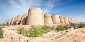 Derawar Fort, Cholistan (Rohi), Bahawalpur