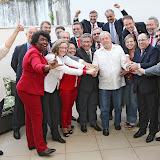 Lula recebe apoio de deputados petistas