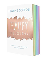 HAPPY by Fearne Cotton is a gentle guide towards happiness. It stresses the importance of being happy and the struggles to get there. From the first time i opened it I knew I would be writing about it one day.