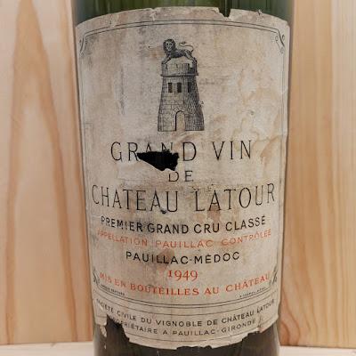 Château Latour 1949 (4) by ©LeDomduVin 2020
