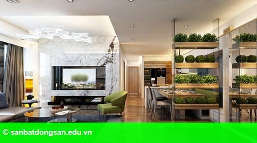 Hình 1: Dự án Discovery Complex II khai trương căn hộ mẫu