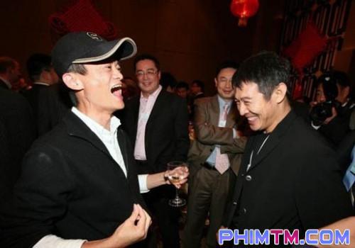 Làm nghệ thuật như Jack Ma: Đầu tư phim lỗ, đóng vai chính phim võ thuật kiêm hát nhạc phim! - Ảnh 2.