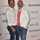 OIC - ENTSIMAGES.COM - Nikos Liolios and Juian Bennett at the  2016 BLOCH Dance World Cup press launch in London 28th April 2016 Photo Mobis Photos/OIC 0203 174 1069