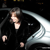 WWW.ENTSIMAGES.COM -  Sally Field  arriving at    The Charles Finch & Chanel Pre-BAFTA Dinner at Annabel's in Berkeley Square London February 9th 2013                                                      Photo Mobis Photos/OIC 0203 174 1069
