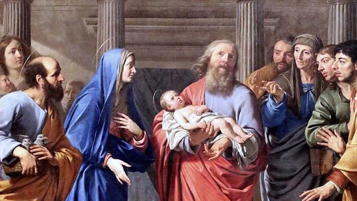 Ánh sáng và Vinh quang (02.02.2021 – Dâng Chúa Giêsu trong Đền Thánh)